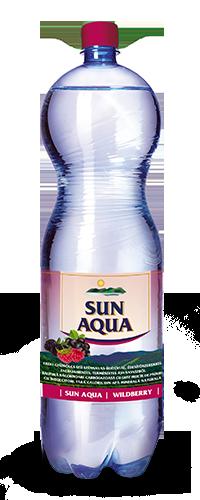 Sun Aqua erdei gyümölcs